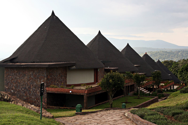 Ngorongoro safari sopa lodge