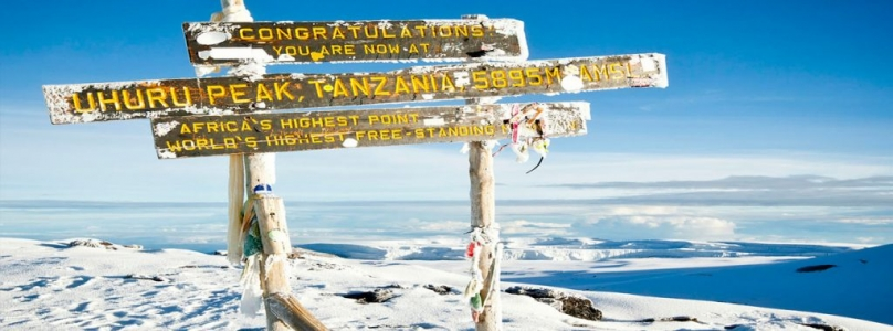 the highest moutain in africa mt kilimanjaro