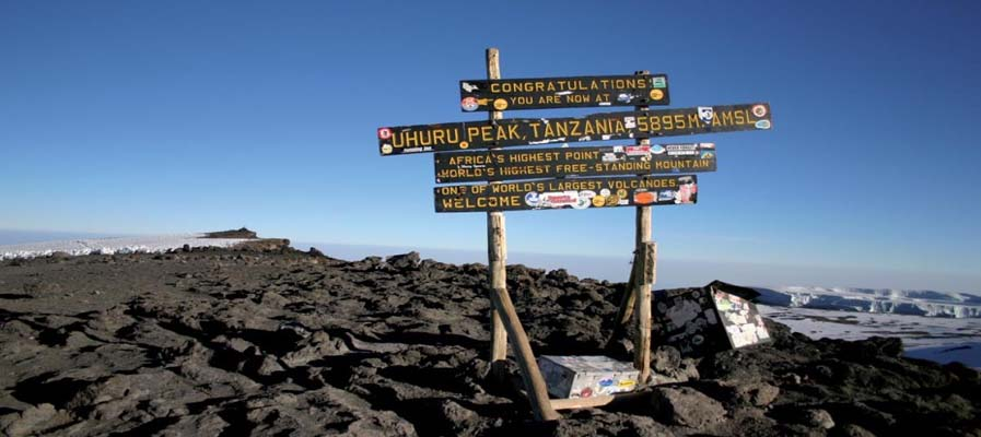 uhuru summit Machame route